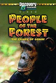 People of the Forest: The Chimps of Gombe Poster