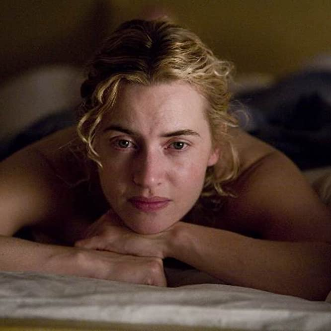 Kate Winslet in The Reader (2008)