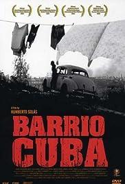 Barrio Cuba Poster