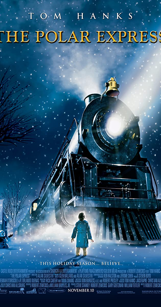 the polar express 2004 imdb - Best Christmas Movies For Toddlers