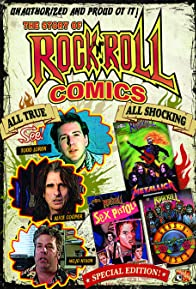 Primary photo for The Story of Rock 'n' Roll Comics
