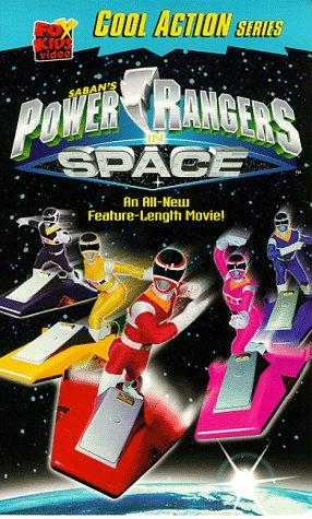 Where to stream Power Rangers in Space