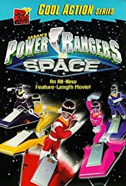 Power Rangers in Space Poster