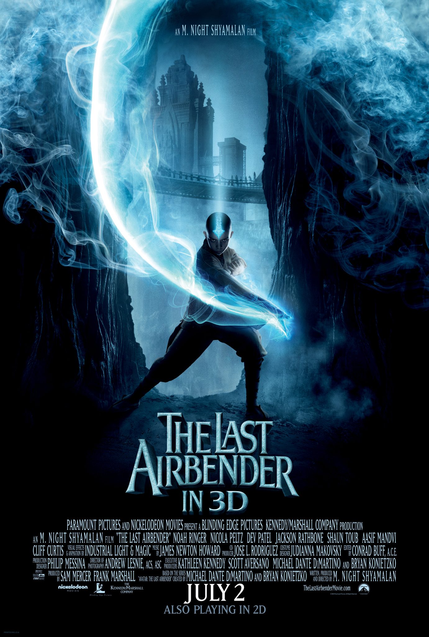 airbender movie last Avatar