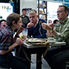 Tom Hanks, Stephen Daldry, and Thomas Horn in Extremely Loud & Incredibly Close (2011)