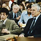 Al Pacino and John Forsythe in ...and justice for all. (1979)