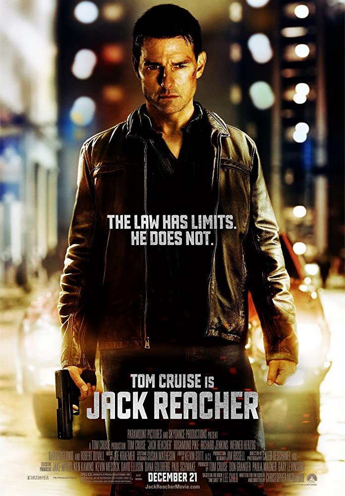Jack Reacher 2012 Hindi Dual Audio 450MB BluRay Download