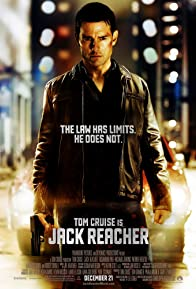 Primary photo for Jack Reacher