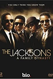 The Jacksons: A Family Dynasty Poster