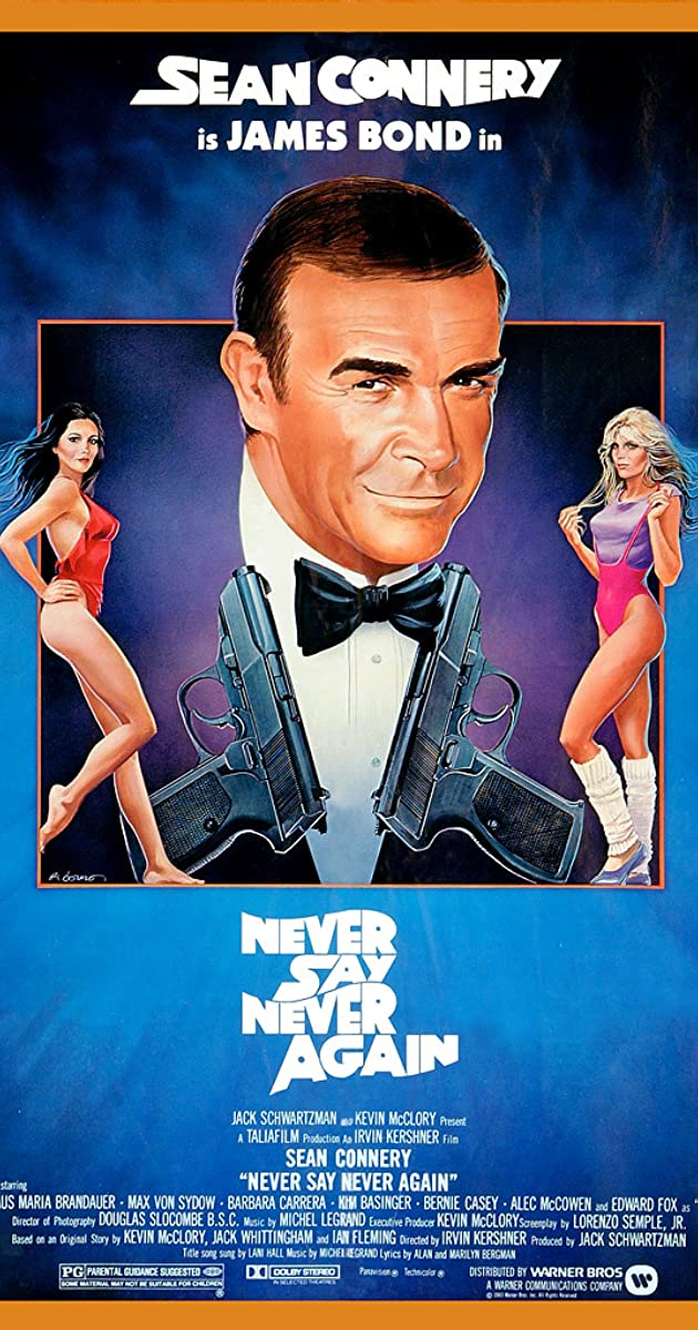 Niekada nesakyk niekada / Never Say Never Again (1983)Online