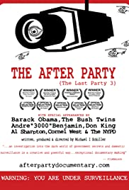 The After Party: The Last Party 3 Poster
