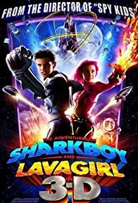 Primary photo for The Adventures of Sharkboy and Lavagirl 3-D