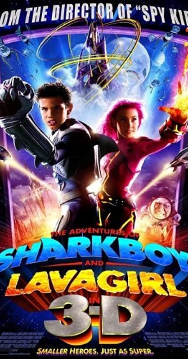 The Adventures Of Sharkboy And Lavagirl 3 D 2005 Imdb