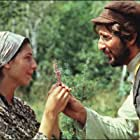 Leonard Frey and Rosalind Harris in Fiddler on the Roof (1971)