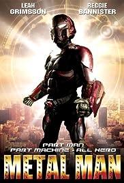 Metal Man Poster