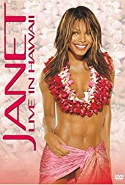 Janet Jackson: Live in Hawaii(2002) Poster - TV Show Forum, Cast, Reviews