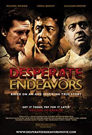 Desperate Endeavors Poster