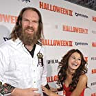 Scout Taylor-Compton and Tyler Mane at an event for Halloween II (2009)