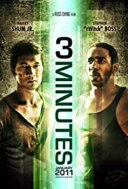 3 Minutes Poster
