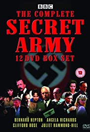 Secret Army Poster