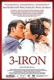 3-Iron(2004) Poster - Movie Forum, Cast, Reviews