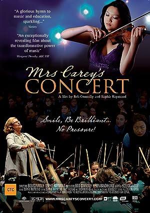 Where to stream Mrs. Carey's Concert