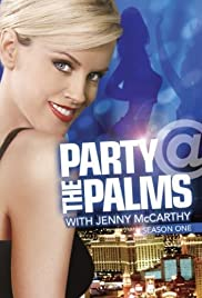 Party @ the Palms Poster