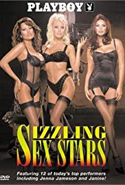 Playboy: Sizzling Sex Stars Poster
