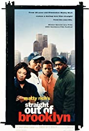 Straight Out of Brooklyn (1991) Poster - Movie Forum, Cast, Reviews