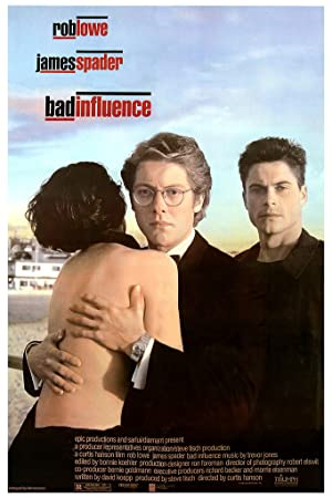 Bad Influence Poster