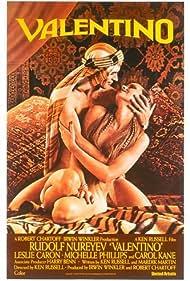 Rudolf Nureyev and Michelle Phillips in Valentino (1977)