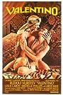 Valentino (1977) Poster