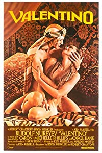 Full movie website free download Valentino by Ken Russell [iTunes]