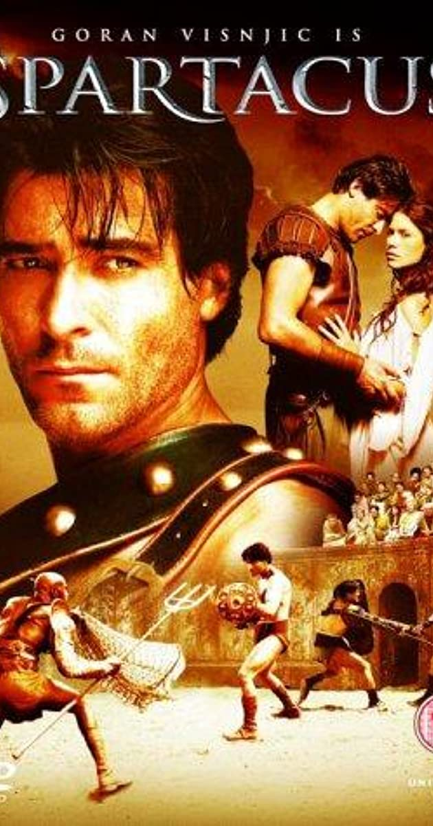 Spartacus (TV Movie 2004) - IMDb