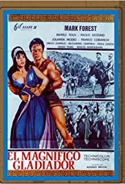 The Magnificent Gladiator Poster