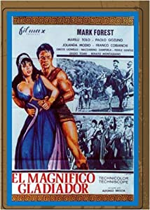 Most movie downloads Il magnifico gladiatore by Carlo Campogalliani [720p]