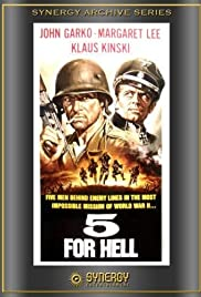 Five for Hell(1969) Poster - Movie Forum, Cast, Reviews
