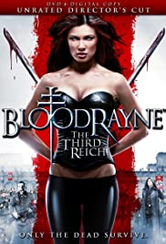BloodRayne: The Third Reich Poster