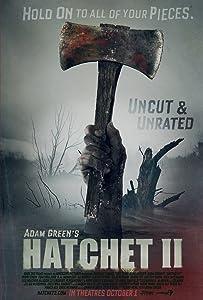 Downloads movie pda Hatchet II USA [720pixels]