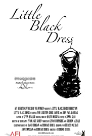 Little Black Dress Poster