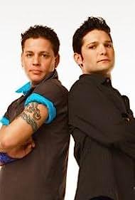 Corey Feldman and Corey Haim in The Two Coreys (2007)