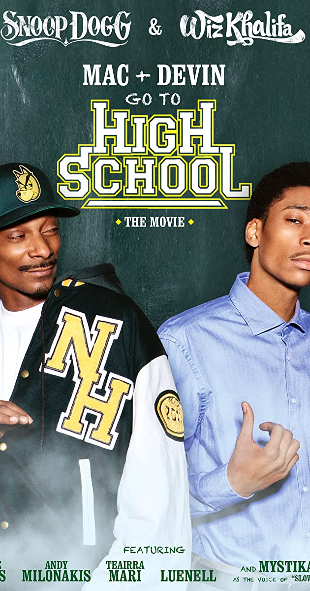Subtitle of Mac & Devin Go to High School