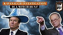 Kavanaugh Investigación del FBI una Caza de Brujas