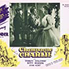 Harry Fowler, Jean Kent, and Betty Warren in Champagne Charlie (1944)