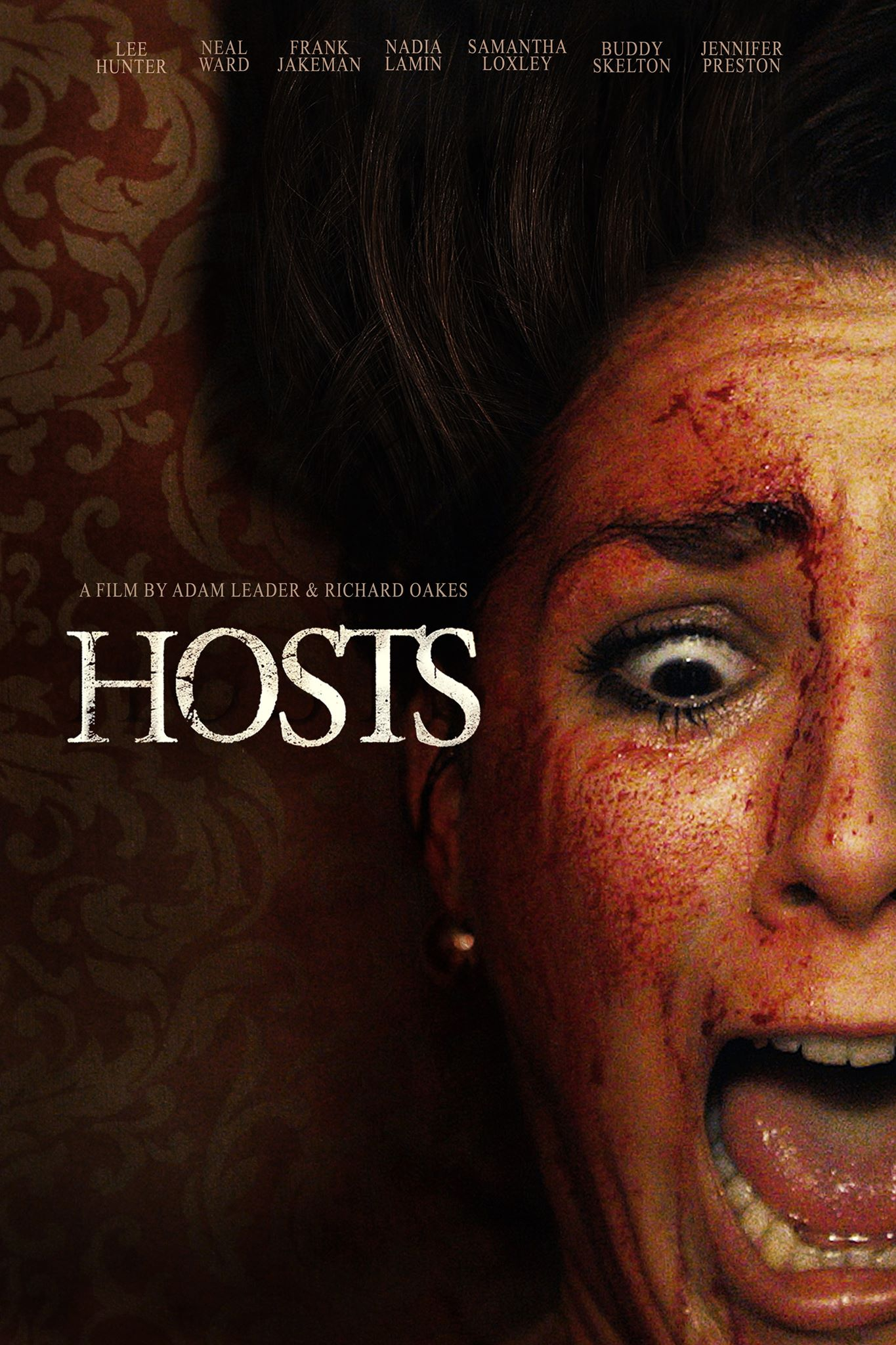 Hosts.(2020) ENG Movie 1.32GB x264 HDRip 720p Download
