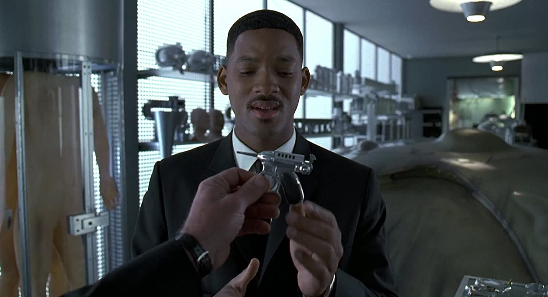 Will Smith in Men in Black 1997