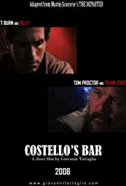 Costello's Bar Poster