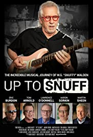 Up to Snuff Poster
