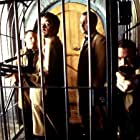 Ronnie Fox, Frank Harper, Tony McMahon, and Steve Sweeney in Lock, Stock and Two Smoking Barrels (1998)