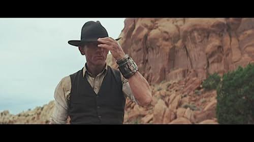 Cowboys & Aliens - Trailer #2